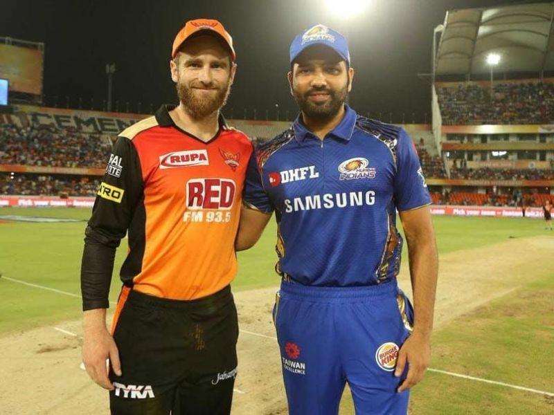 Sunrisers Hyderabad host the Mumbai Indians on Saturday at the Rajiv Gandhi International Stadium