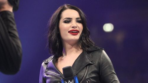 Paige made her return on SmackDown Live