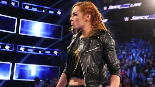 Becky Lynch could respond to Lacey Evans tonight
