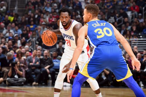 Patrick Beverley will not let GSW have it easy.