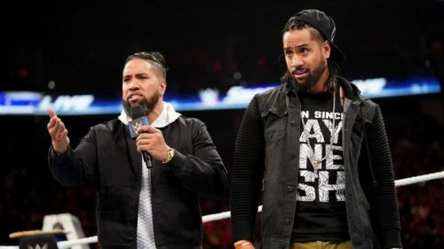 The Usos have signed a new deal