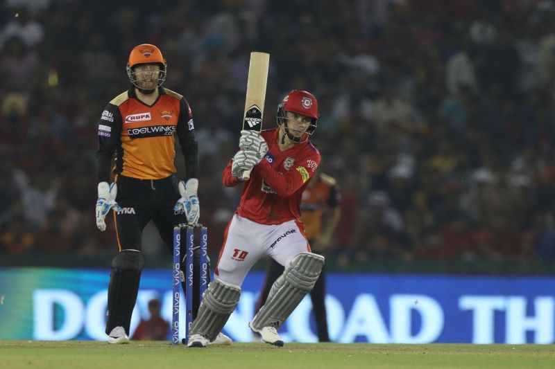 Action from KXIP vs SRH match earlier this season (picture courtesy: BCCI/iplt20.com)