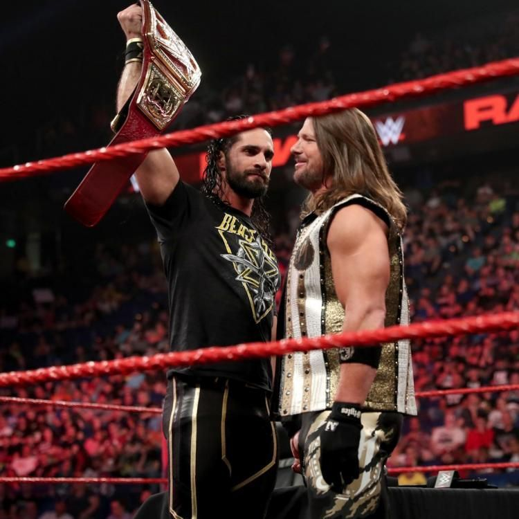 AJ Styles is on the verge of a character change