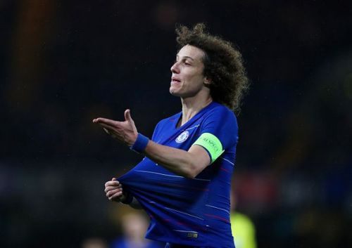 Luiz has gradually faded after a bright start to the season.