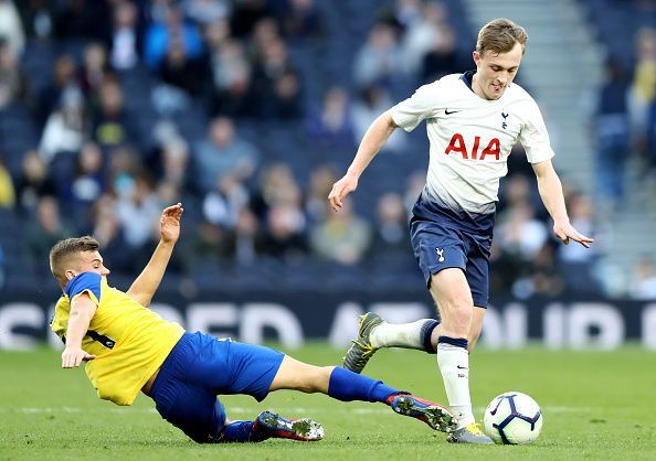 Could a youngster like Oliver Skipp be the next big superstar at Tottenham?