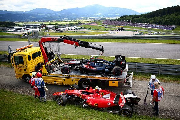 Although a relatively low-speed impact, this crash could