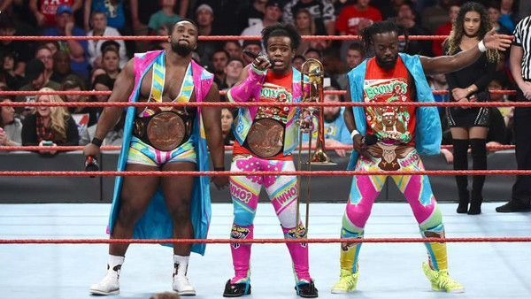 The New Day: Five-time Tag Team Champions in WWE
