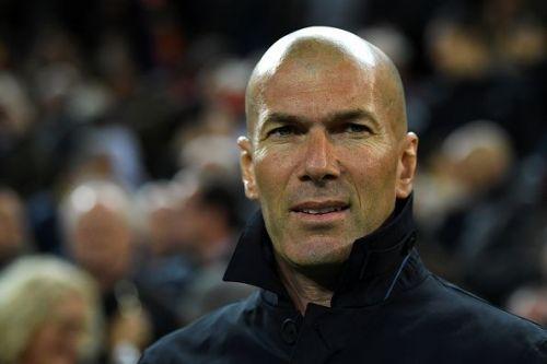 Zinedine Zidane has some big plans for the summer