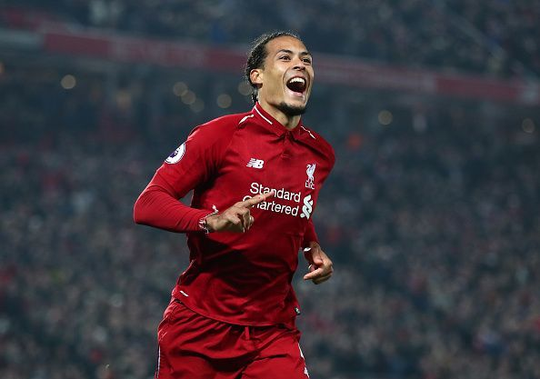The best defender in the world at the moment.