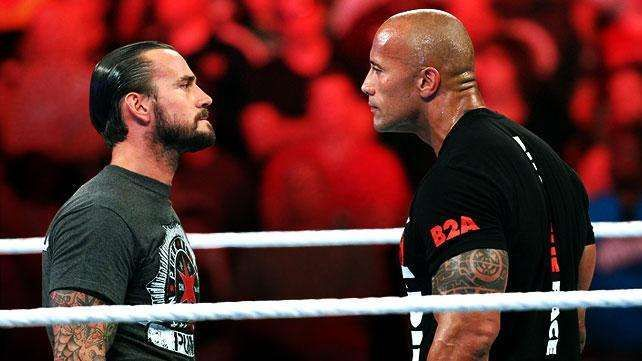 CM Punk and The Rock quit WWE to pursue other interests