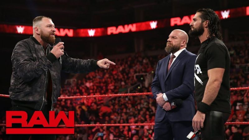 What is going on with Dean Ambrose?