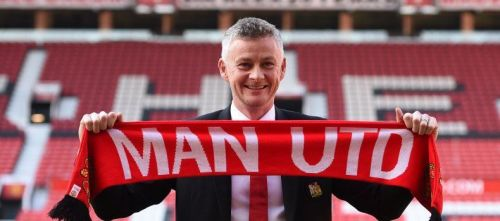 Ole Gunnar Solskjaer appointed Manchester United's permanent manager on a three-year contract.