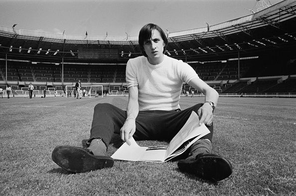 Johan Cruyff - The crusader of total football