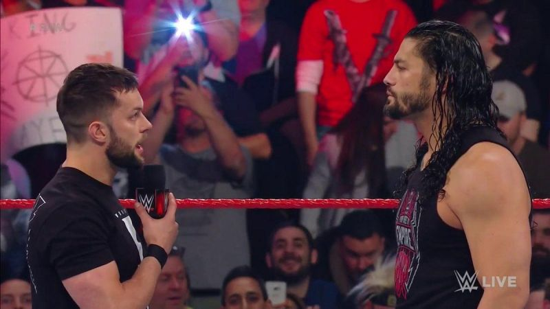 Balor and Reigns stood tall to end the show