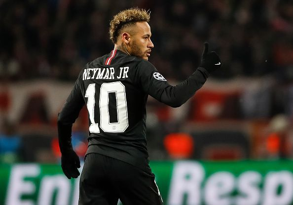 neymar urges juventus star to join psg real madrid ready. Black Bedroom Furniture Sets. Home Design Ideas