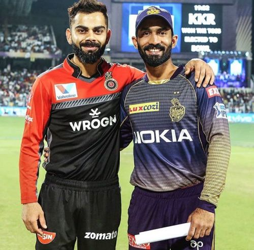 Both RCB and KKR need to win their all their remaining games