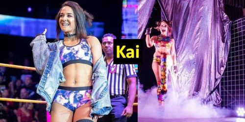 Dakota Kai seems to be well on the road to recovery, ahead of her long-awaited WWE in-ring comeback