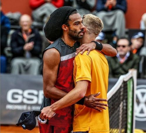 Dustin Brown won his 8th Challenger Open title in Sophia