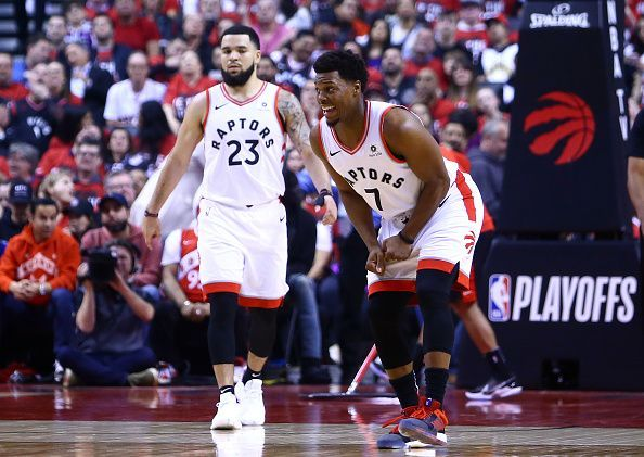 Lowry and co will be looking to atone for a disappointing Game One showing