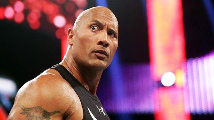 The Rock could crash Elias