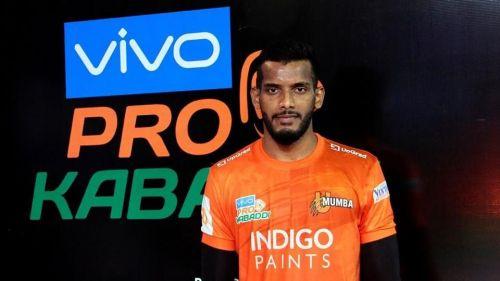 Siddharth Desai has joined the Telugu Titans ahead of the 7th season of the VIVO Pro Kabaddi League
