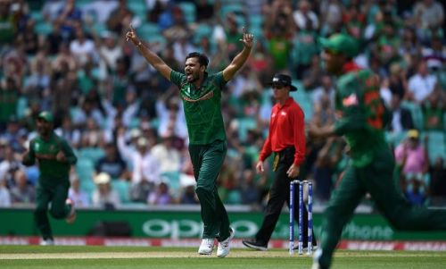 Mashrafe Mortaza will lead a settled and balanced Bangladesh side.