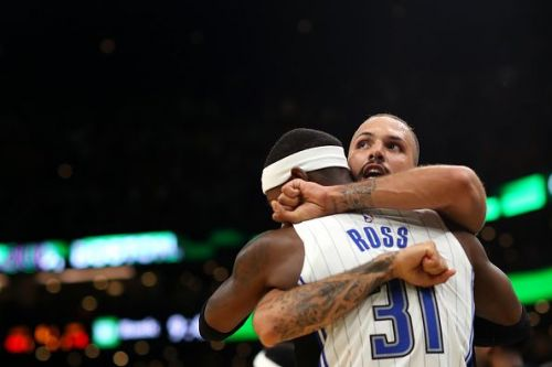 The Orlando Magic overcame the Boston Celtics to end their postseason drought