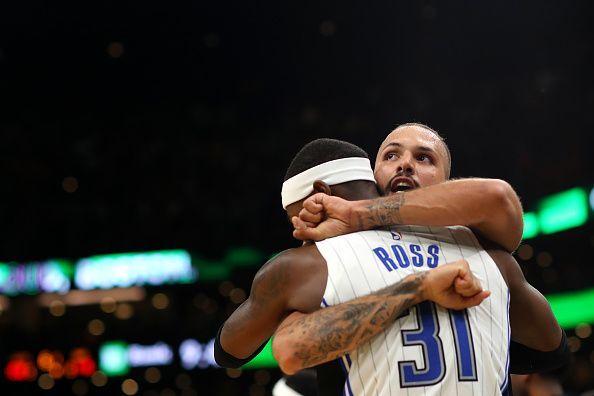 The Orlando Magic overcame the Boston Celtics to end their postseason drought