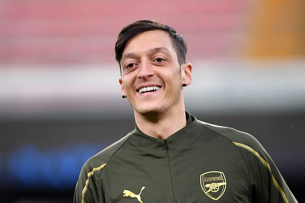 Ozil was incredible in the first leg, and Unai Emery would want him to display the same character and form in tonight