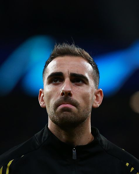 Paco Alcácer Profile Picture