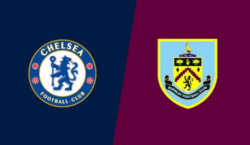 Chelsea will face Burnley on late Monday night