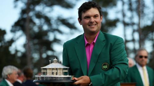 Patrick Reed The Masters Final Round 08042018