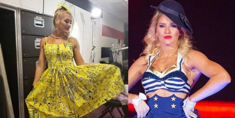 Lacey Evans is regarded by many as one of the brightest prospects in WWE today