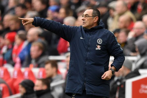 Sarri deserves the support of Chelsea fans for his new found approach