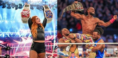 Becky Lynch and Kofi Kingston stole the show at WrestleMania 35 in their respective WWE title matches