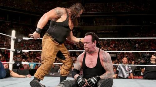 Undertaker is a genuinely funny guy