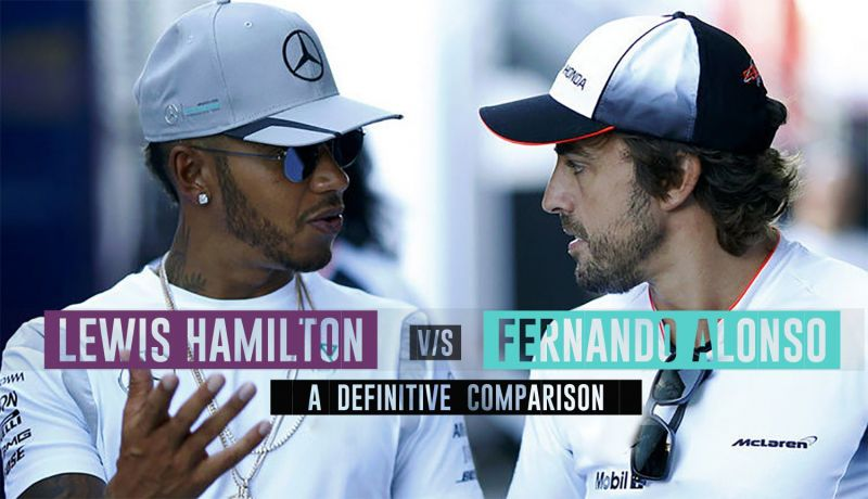 Hamilton v Alonso: A rivalry for the ages