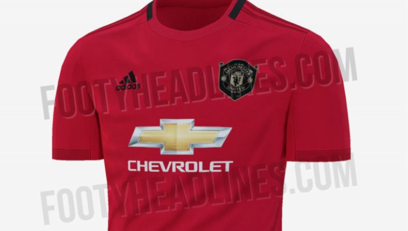 super popular 63d8b 1a25b Reports: Manchester United's 2019/20 Home Kit has been leaked