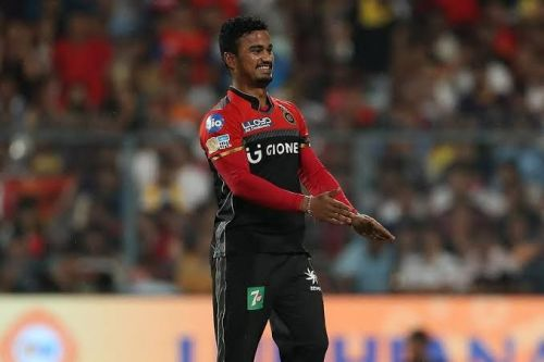 'Pawan Negi' is in Poor form for RCB this year.
