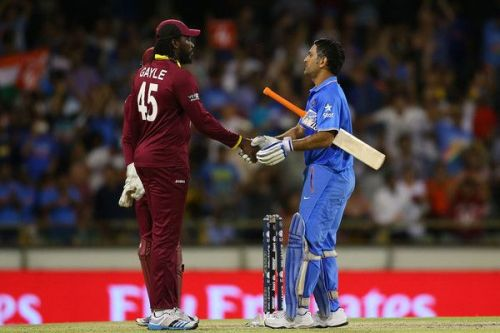 Dhoni and Gayle have years of experience behind them