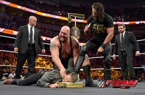 When Rollins almost 'killed' Edge