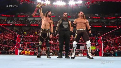It was a night full of botches this week on Raw