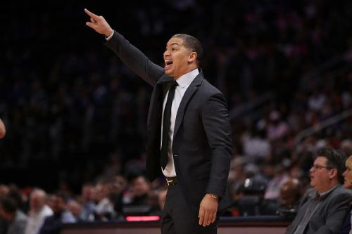 Former Cavs Head Coach Ty Lue is expected to be a front runner for the vacant Head Coach role