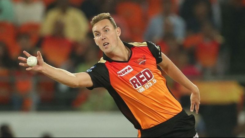 Billy Stanlake was impressive last season in his limited appearances