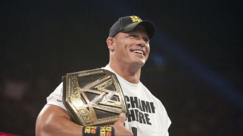 Greatest Rivalries of John Cena