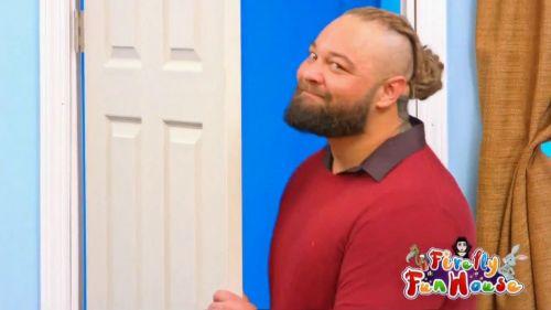 Bray Wyatt in his new gimmick