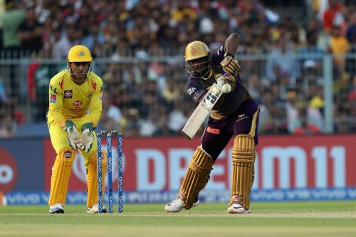 Too much expectations from Andre Russell may put him under pressure and affect his natural game. (Image source: iplt20.com)
