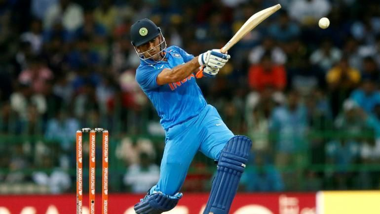 Should Dhoni be promoted at number 4?