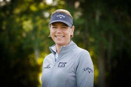 Annika Sörenstam / Photo courtesy of KEF Media