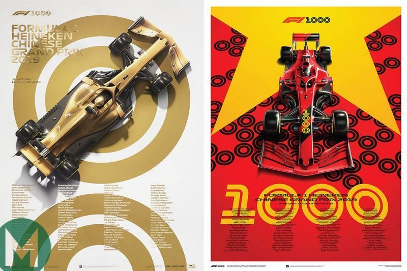 How to watch the 1000th F1 Grand Prix Live? 2019 Chinese GP Online